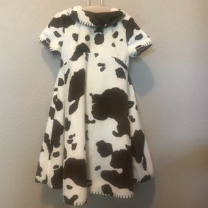 Trish Scully cowgirl Lined dress 4T